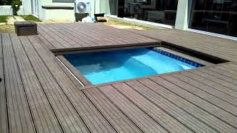 Inground Pool Decks Inground Pool Deck Which To Choose Backyard Design Ideas