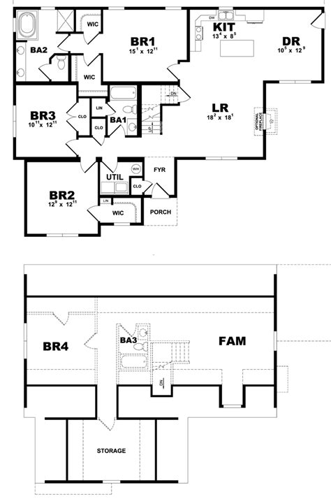 sullivan floor plan sullivan cape modular home floor plan