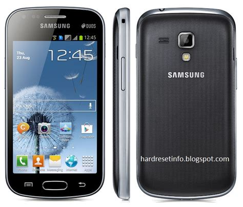 reset samsung duos to factory settings hard reset samsung galaxy s duos s7562 hardresetinfo