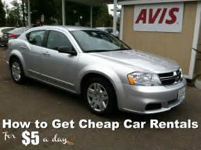 One Way Car Rental Adelaide To Springs How To Get Cheap Car Rentals For 5 A Day