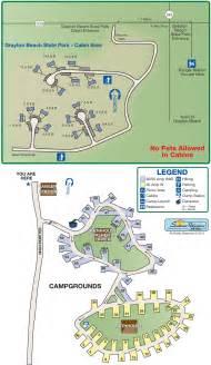 map of grayton florida grayton state park cing in florida mobilerving
