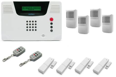 Kit Alarme Maison Sans Fil 158 by Alarme Sans Fil Multi Zones
