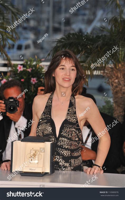 france best actress cannes france may 24 2009 charlotte gainsbourg best