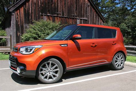 kia soul 2017 kia soul turbo the car magazine