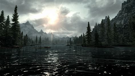 skyrim landscape pinterest the world s catalog of ideas