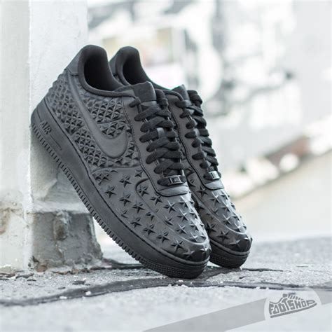 nike air 1 lv8 vt black black footshop