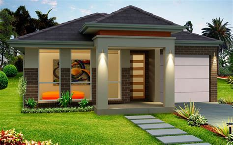 22 modern single story house design with layouts bahay ofw