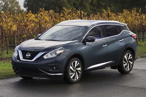 nissan jeep 2016 nissan murano vs 2016 jeep grand which is
