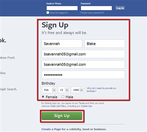 Search Fb Account By Email How To Create A Account Affilicoach