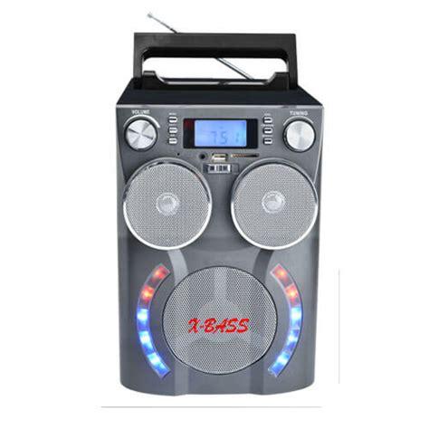 best radio players best bluetooth usb fm radio player