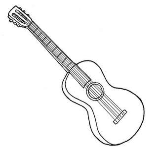 imagenes de instrumentos musicales para dibujar laminas para colorear coloring pages instrumentos