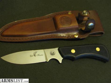 knives of alaska for sale armslist for sale elk sheath knife knives of alaska