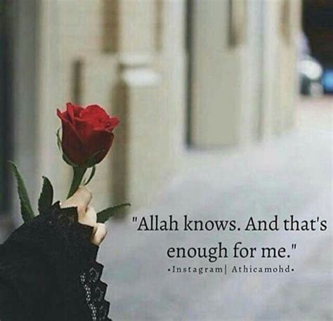 Poster Islami Inspiratif Allah Is Enough For Me 2030 best loving islam images on