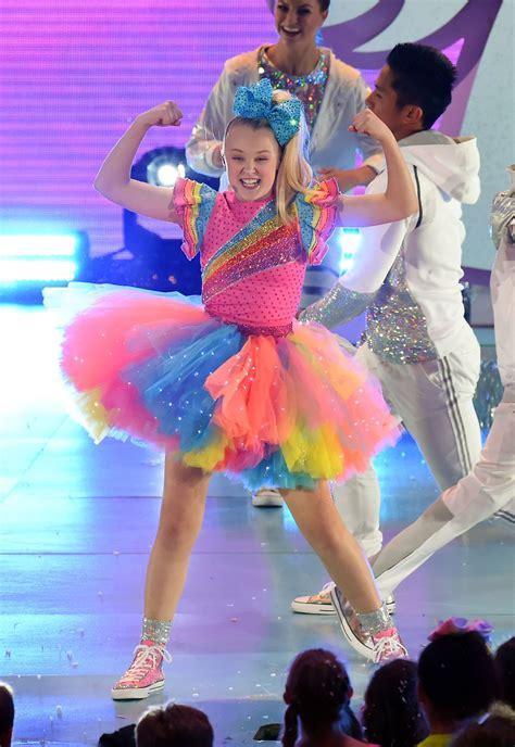 Jojo Si  Nickelodeon Kids Choice A Rds