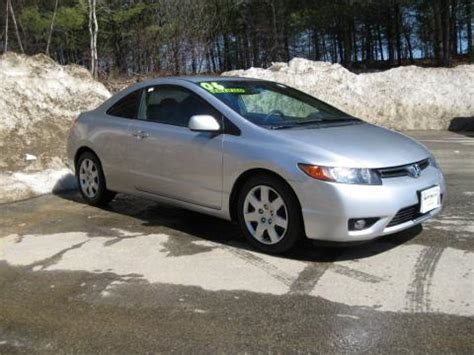 2006 honda civic lx coupe for sale used 2006 honda civic lx coupe for sale stock hp3449