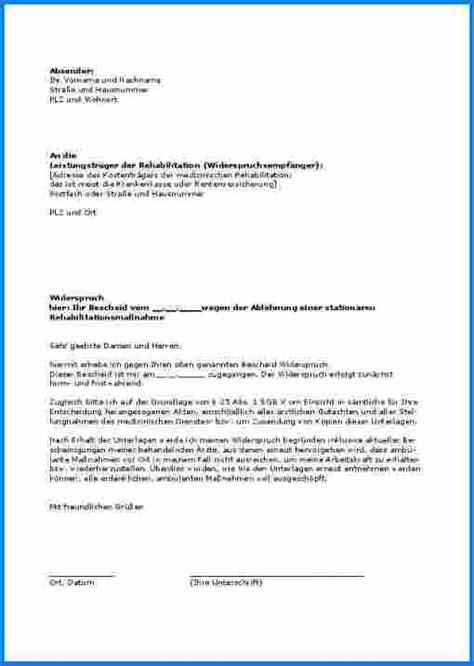 Muster Wiederspruch Rechnung Widerspruchsschreiben Muster Invitation Templated