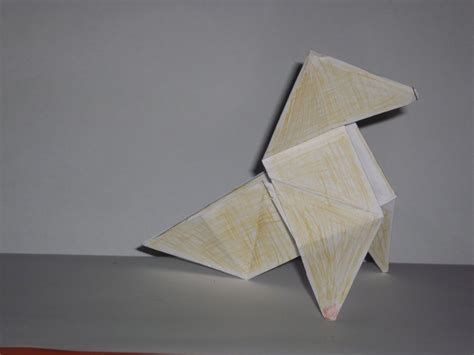 Heavy Origami Bird - origami crane from heavy by redwishz on deviantart