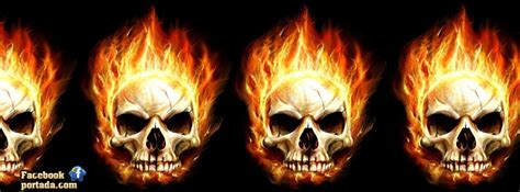imagenes de calaveras en llamas 3d fotos de calaveras en llamas en 3d gratis imagui