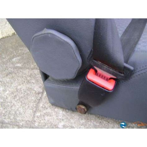 siege auto ceinture 2 points siege arriere ceinture 3 points opel vivaro renault trafic 2
