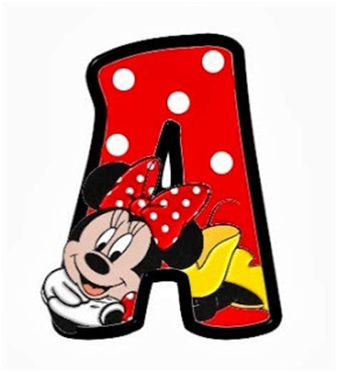 Letter Zee Originals Original Alfabeto De Minnie Oh My Alfabetos