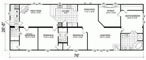 mobile homes double wide floor plan  home plans design