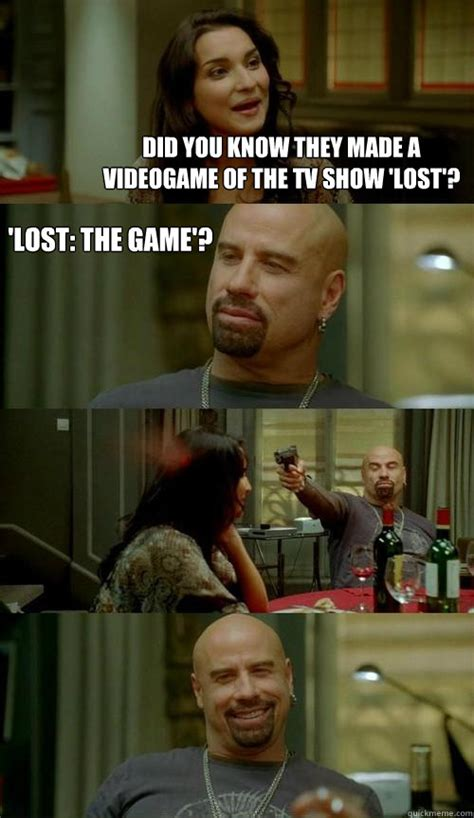 videogame   tv show lost