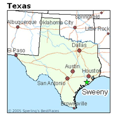 sweeny texas map best places to live in sweeny texas