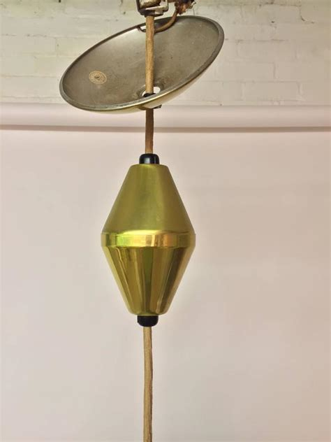 Flying Saucer Light Fixtures Globe Flying Saucer Pendant Light Fixture For Sale At 1stdibs