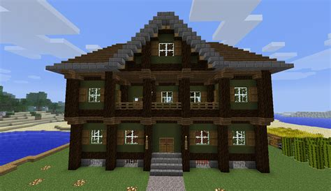 A House Among The Trees by I Just Can T Get Enough Of The New Stained Clay Minecraft