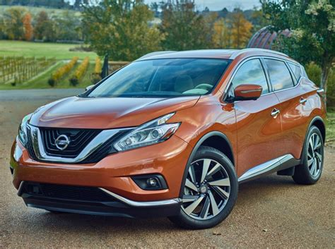 2017 Nissan Murano Goes On Sale From 30 640 Autoevolution