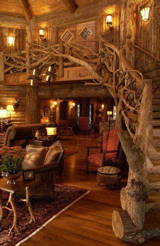 awesome home interiors amazing log home imgur
