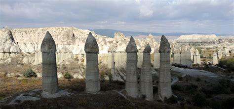 camini delle fate cappadocia turchia trekking in cappadocia viaggio in turchia