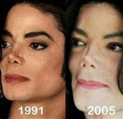 he did a great job on his makeup dress up why did michael jackson undergo so much plastic surgery