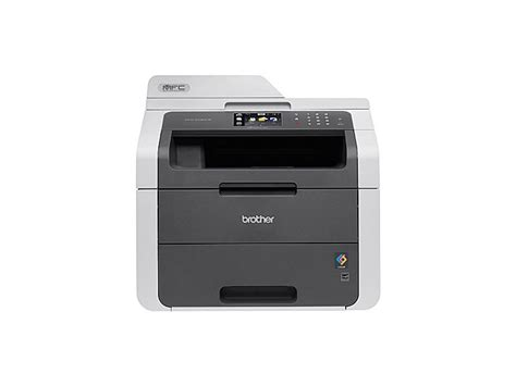 Brother Mfc 9130cw Digital Color All In One Copyfaxes Lexmark All In One Color Laser Printer Wireless