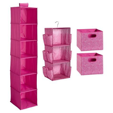 closet storage set mini dot pbteen