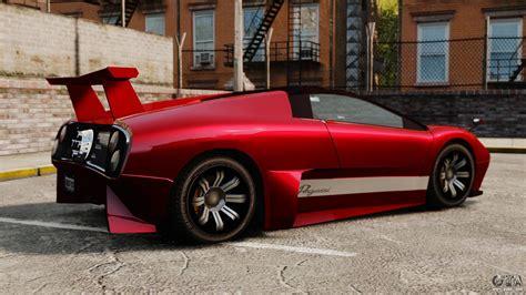 Lamborghini Infernus Superior Infernus For Gta 4