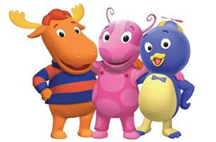 Backyardigans Uniqua And Characters Backyardigans