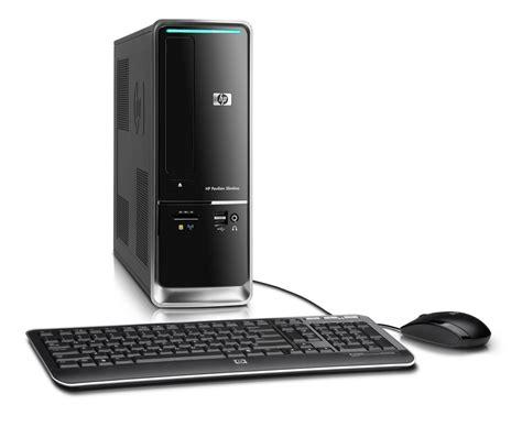 Hp Desk Top by Hp Announce New Pavilion Elite Slimline Compaq