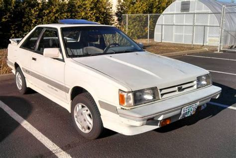 best auto repair manual 1985 subaru leone parental controls for 2 000 this 1988 subaru rx turbo is the leone in winter