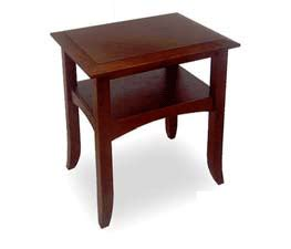 winsome wood end table antique walnut winsome wood craftsman end table antique walnut 94723