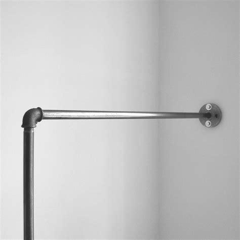 garderobenstange wand die besten 17 bilder zu various steel pipe design auf