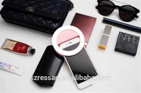 Selfie Ring Light Charge nouvelle id 233 e 2016 pas besoin charge mobile elife anneau