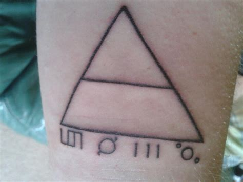 triad tattoo 30 seconds to mars triad www imgkid the