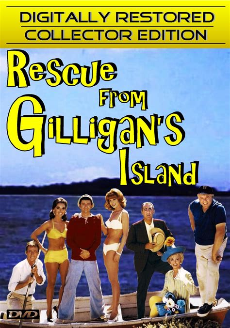 rescue island pin rescue from gilligans island on