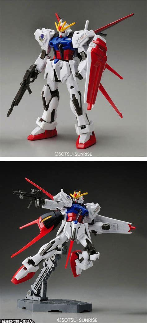 Hg 1 144 Base Jabber Original New Made In Bandai hg seed r01 gat x105 aile strike gundam 1 144 plastic