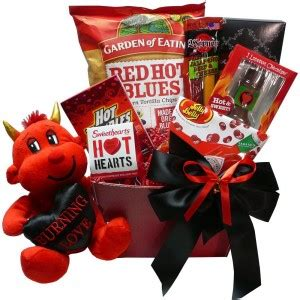 valentines day gift basket for him thereviewsquad