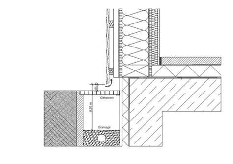 Sockel Spritzwasserschutz by Holz Konstruktiver Holzschutz Fassade Materialien Baunetz Wissen