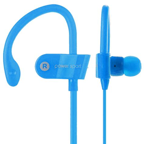 Power Sport Bluetooth Earphone With Microphone Ms B7 power sport bluetooth earphone with microphone ms b7 blue jakartanotebook