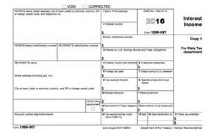 Irs 1099 Misc Template by 2016 1099 Misc Form Irs Pdf