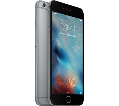 buy apple iphone 6s plus 32 gb space grey free delivery currys